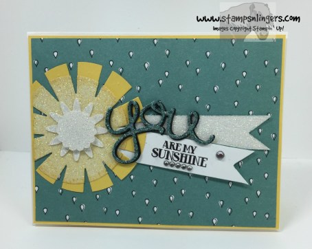 Sunburst Something to Say 5 - Stamps-N-Lingers