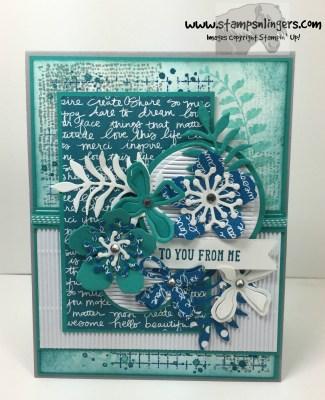 Timelessly Textured Botanical Builder 1 - Stamps-N-Lingers