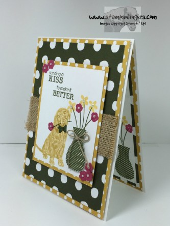 Floral Wings Petite Pairs Get Well 3 - Stamps-N-Lingers