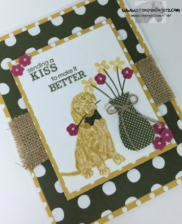 Floral Wings Petite Pairs Get Well 4 - Stamps-N-Lingers