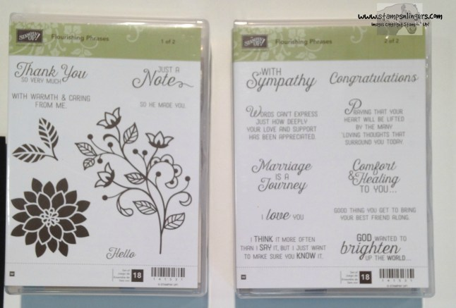 Flourishing Phrases 3 - Stamps-N-Lingers