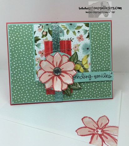 Garden in Bloom Smiles 6 - Stamps-N-Lingers