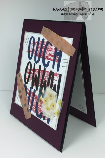 Layered Letters Happy Healing 4 - Stamps-N-Lingers