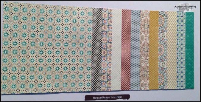 Moroccan DSP - Stamps-N-Lingers