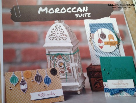 Moroccan Suite 1 - Stamps-N-Lingers