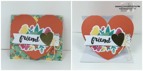Oh Happy Day Card Kit Make and Take - Stamps-N-Lingers