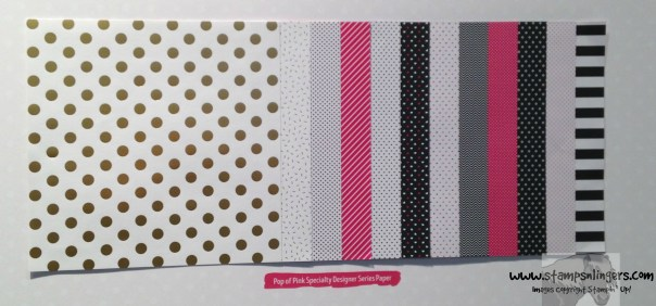 Pop of Pink Specialty DSP - Stamps-N-Lingers