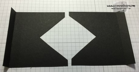 Shutter Fold Tutorial 19 - Stamps-N-Lingers