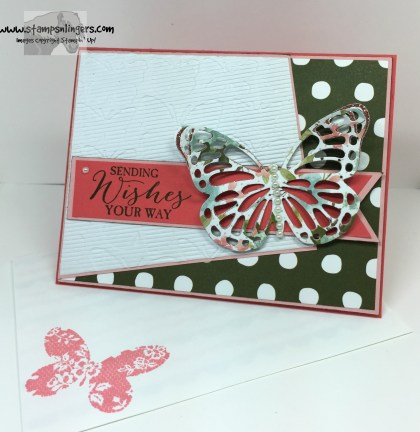 Triple Butterfly Basics 8 - Stamps-N-Lingers