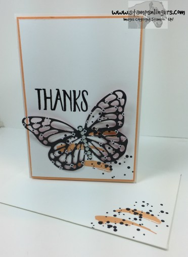 2016-2018 In Color Butterflies 8 - Stamps-N-Lingers