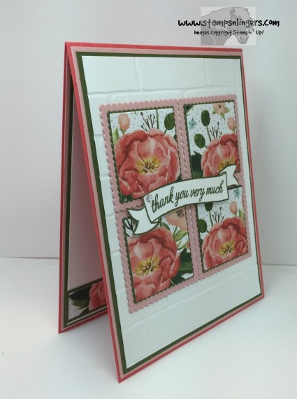 Basket For You Birthday Bouquet 2 - Stamps-N-Lingers
