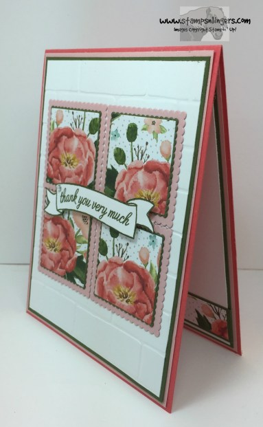 Basket For You Birthday Bouquet 3 - Stamps-N-Lingers