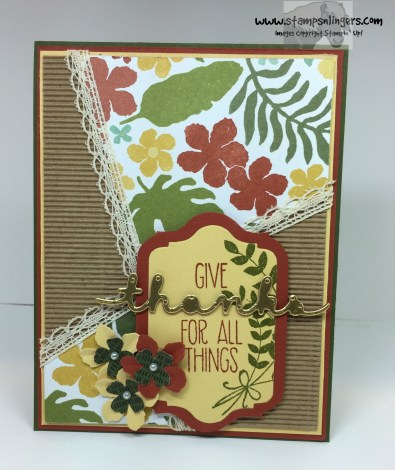 For All Things Give Thanks 1 - Stamps-N-Lingers