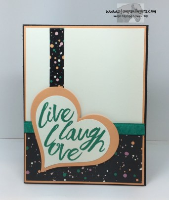 Layering Sweet & Sassy Love 1 - Stamps-N-Lingers
