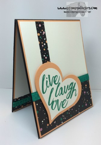 Layering Sweet & Sassy Love 2 - Stamps-N-Lingers