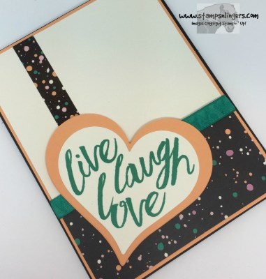 Layering Sweet & Sassy Love 4 - Stamps-N-Lingers
