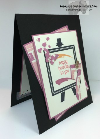 Painters Palette Birthday 2 - Stamps-N-Lingers