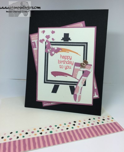 Painters Palette Birthday 7 - Stamps-N-Lingers