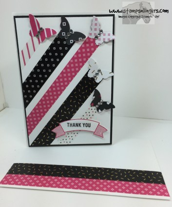 Pop of Pink Butterflies 6 - Stamps-N-Lingers