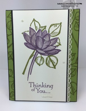 Remarkable You Thoughts & Prayers 2 - Stamps-N-Lingers