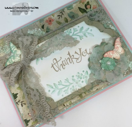 Sassy Victorian Thank You 5 - Stamps-N-Lingers