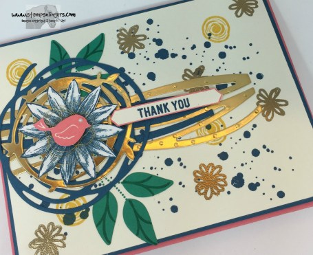 Swirly Bird Grateful Bunch 4 - Stamps-N-Lingers