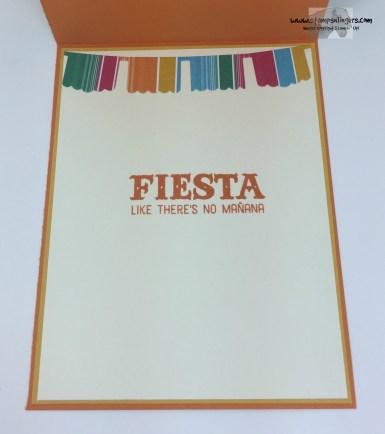 Birthday Fiesta Birthday Card 5 - Stamps-N-Lingers