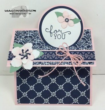 Floral Boutique Birthday Blooms 1 - Stamps-N-Lingers