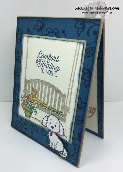 Flourishing Phrases Comfort & Healing 6 - Stamps-N-Lingers