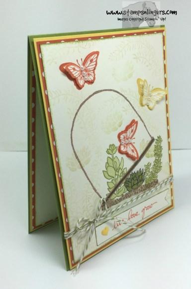 Live, Love, Grow Butterflies 2 - Stamps-N-Lingers