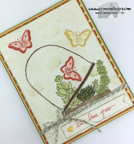 Live, Love, Grow Butterflies 4 - Stamps-N-Lingers