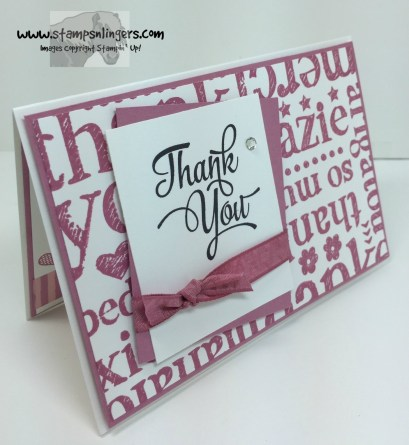 One Big Meaning World of Thanks 3 - Stamps-N-Lingers