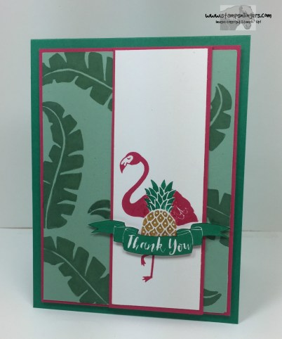 Pop of Paradise Thank You 1 - Stamps-N-Lingers