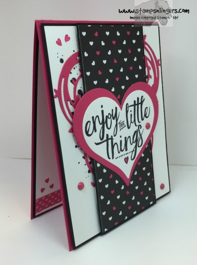 Pop of Pink Layering Love 2 - Stamps-N-Lingers