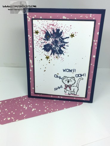 Pretty Kitty Birthday 8 - Stamps-N-Lingers