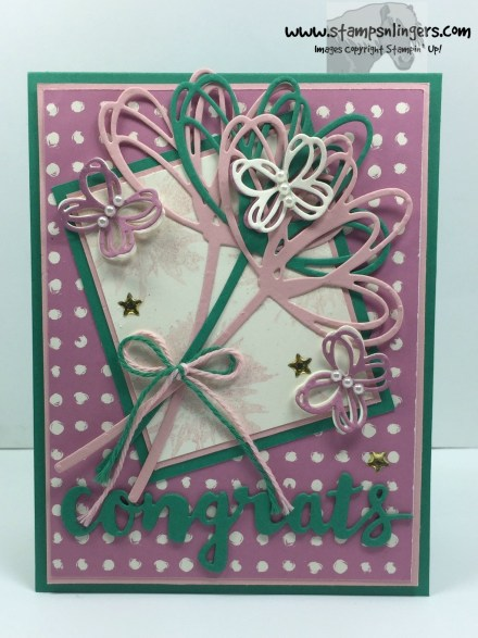 Textured Sunshine Wishes 1 - Stamps-N-Lingers