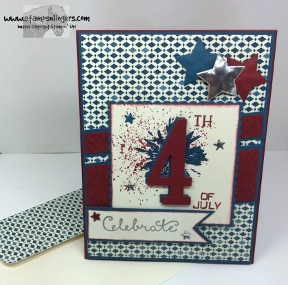 Touches of Texture 4th of July7 - Stamps-N-Lingers