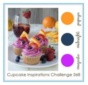 Cupckae Insprirations #368 Sketch