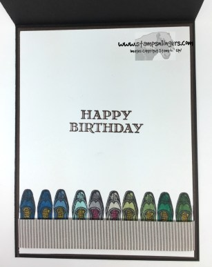 Large Number Labeler Birthday 5 - Stamps-N-Lingers