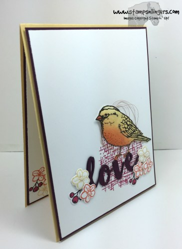 Love a Best Bird 2 - Stamps-N-Lingers