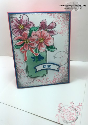 Penned and Painted Jar of Love 6 - Stamps-N-Lingers