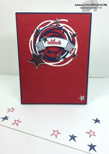 Swirly Celebration 5 - Stamps-N-Lingers