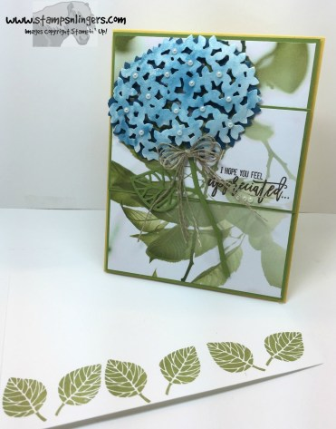 Thoughtful Branches Appreciation Hydrangea 6 - Stamps-N-Lingers