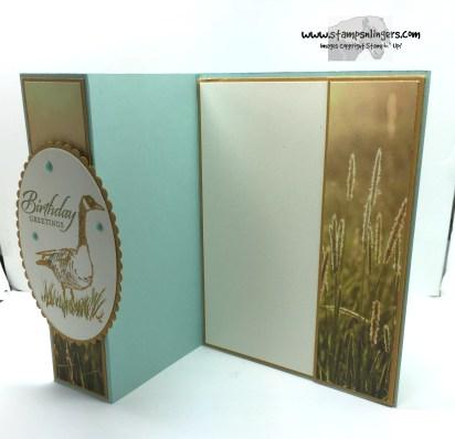 Wetlands Z-Fold 3 - Stamps-N-Lingers