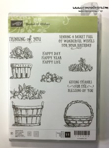 Basket of Wishes - Stamps-N-Lingers