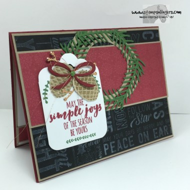 Christmas Pines Merry Medley 2 - Stamps-N-Lingers