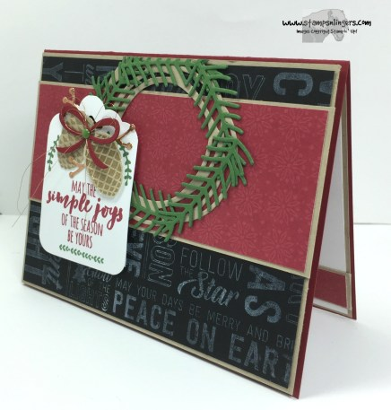 Christmas Pines Merry Medley 3 - Stamps-N-Lingers