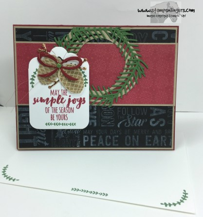 Christmas Pines Merry Medley 6 - Stamps-N-Lingers