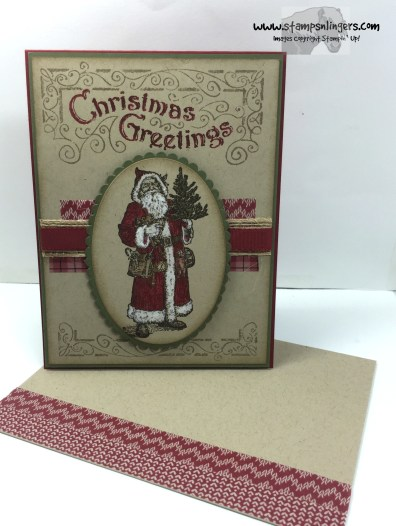 Father Christmas 6 - Stamps-N-Lingers
