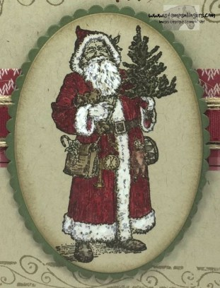 Father Christmas 8 - Stamps-N-Lingers